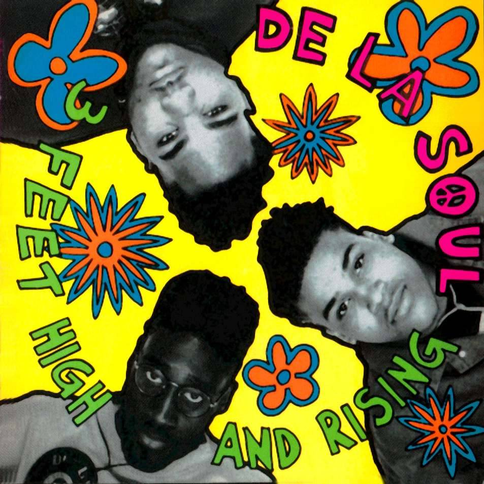 Today in Hip-Hop History: De La Soul Dropped Their '3 Feet High And Rising' LP 32 Years Ago