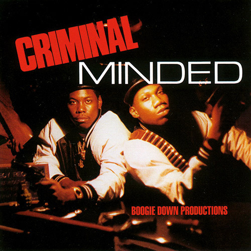 Today in Hip-Hop History: Boogie Down Productions Dropped Their Debut LP 'Criminal Minded' 34 Years Ago
