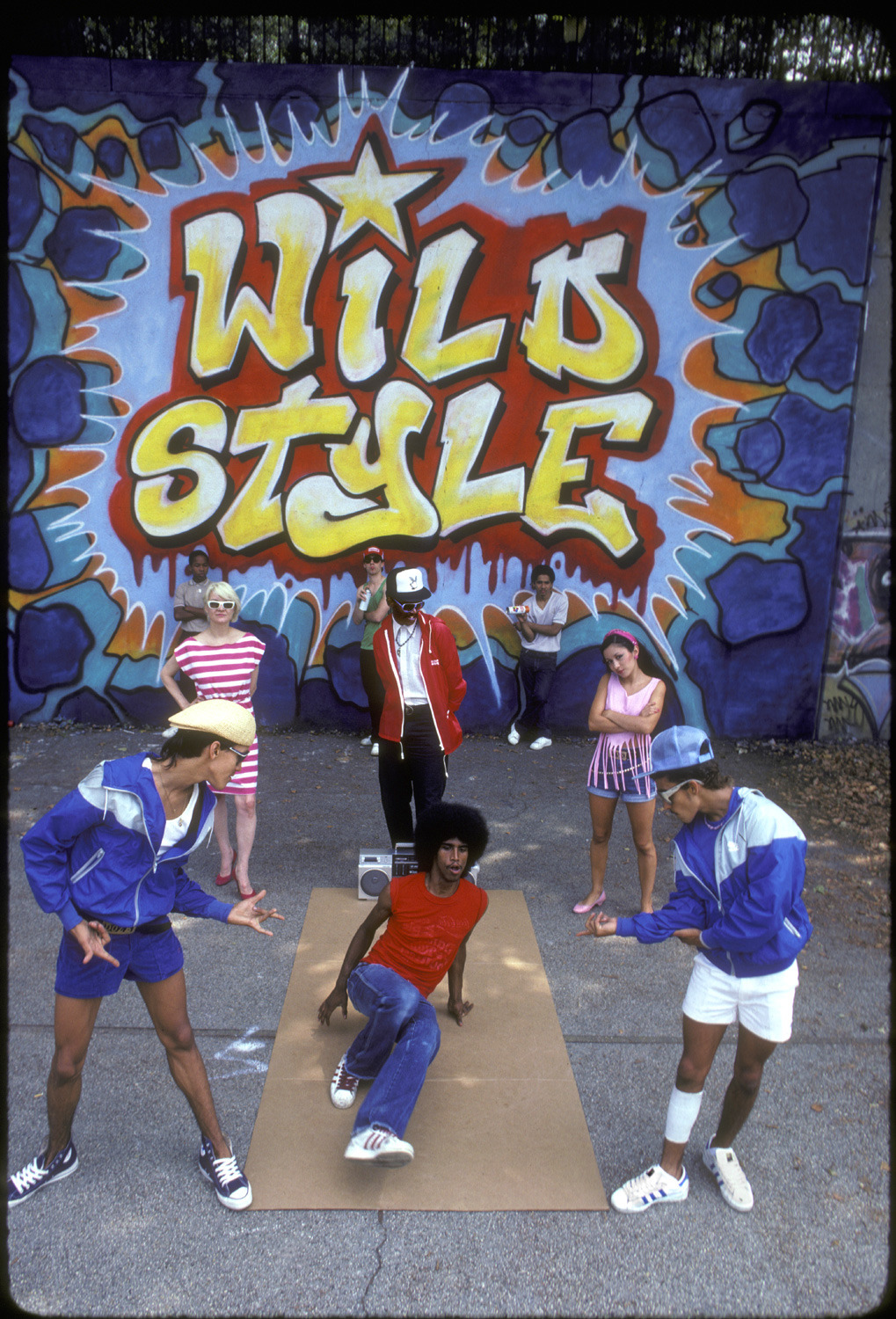 The Source |Today in Hip-Hop History: Cult Classic Hip-Hop Film 'Wild Style' Debuted in Theaters 38 Years Ago
