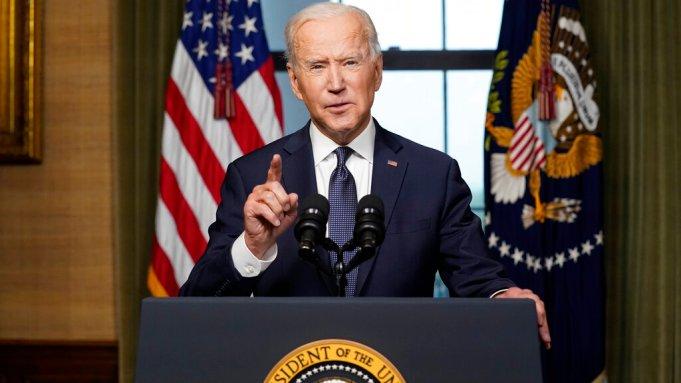 Joe Biden Announces Withdrawal of Troops from Afghanistan