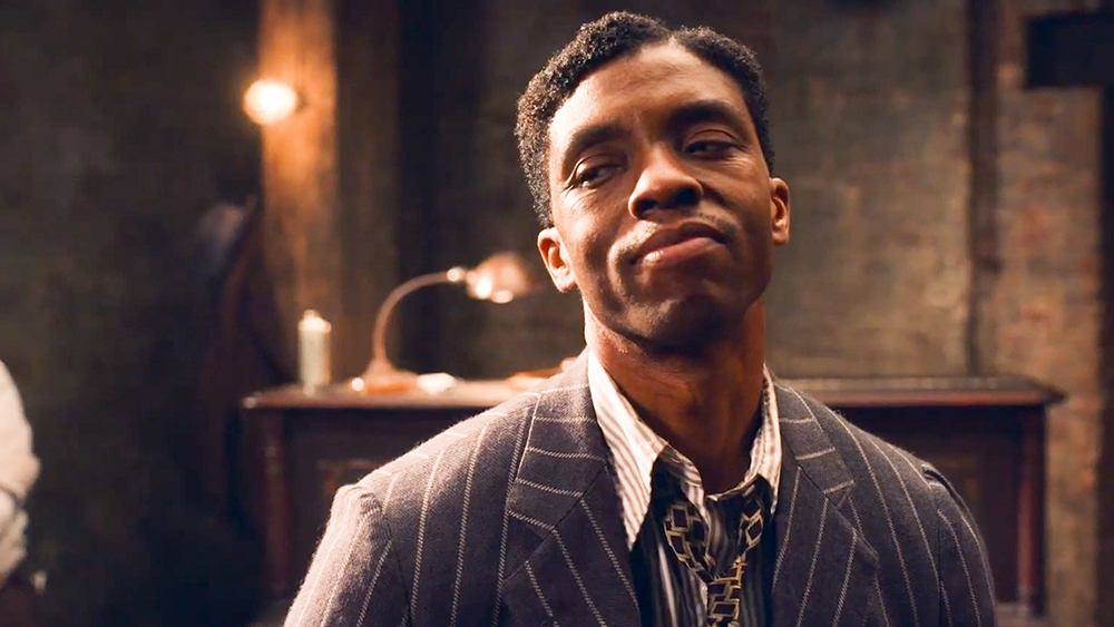 Chadwick Boseman Makes History and Wins Posthumous SAG Award for Best Male Actor
