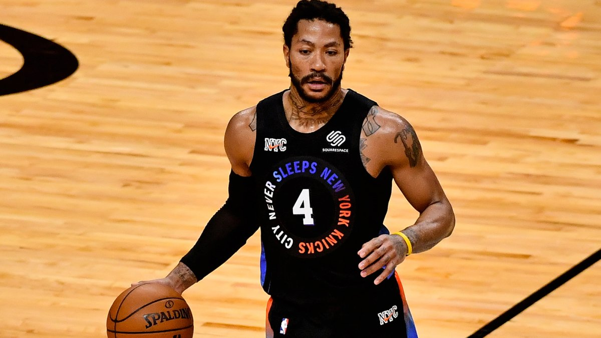 Derrick Rose Announces YZY ROSE Collaboration With Kanye West