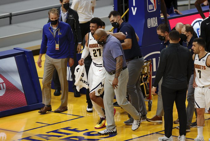 SOURCE SPORTS: Jamal Murray Suffers Torn ACL