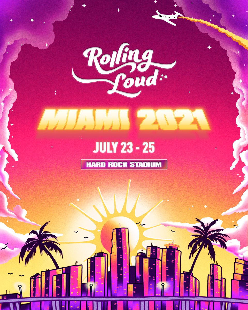 Rolling Loud Sets July Dates for 2021 Miami Festival