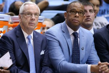 Hubert Davis To Be Name North Carolina's First Black Head Coach
