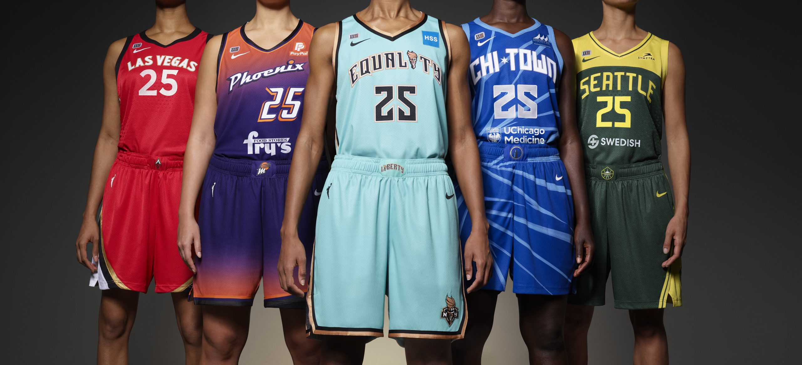Nike Teams With Wnba To Create the Most Comprehensive Women's Basketball Offering For Her
