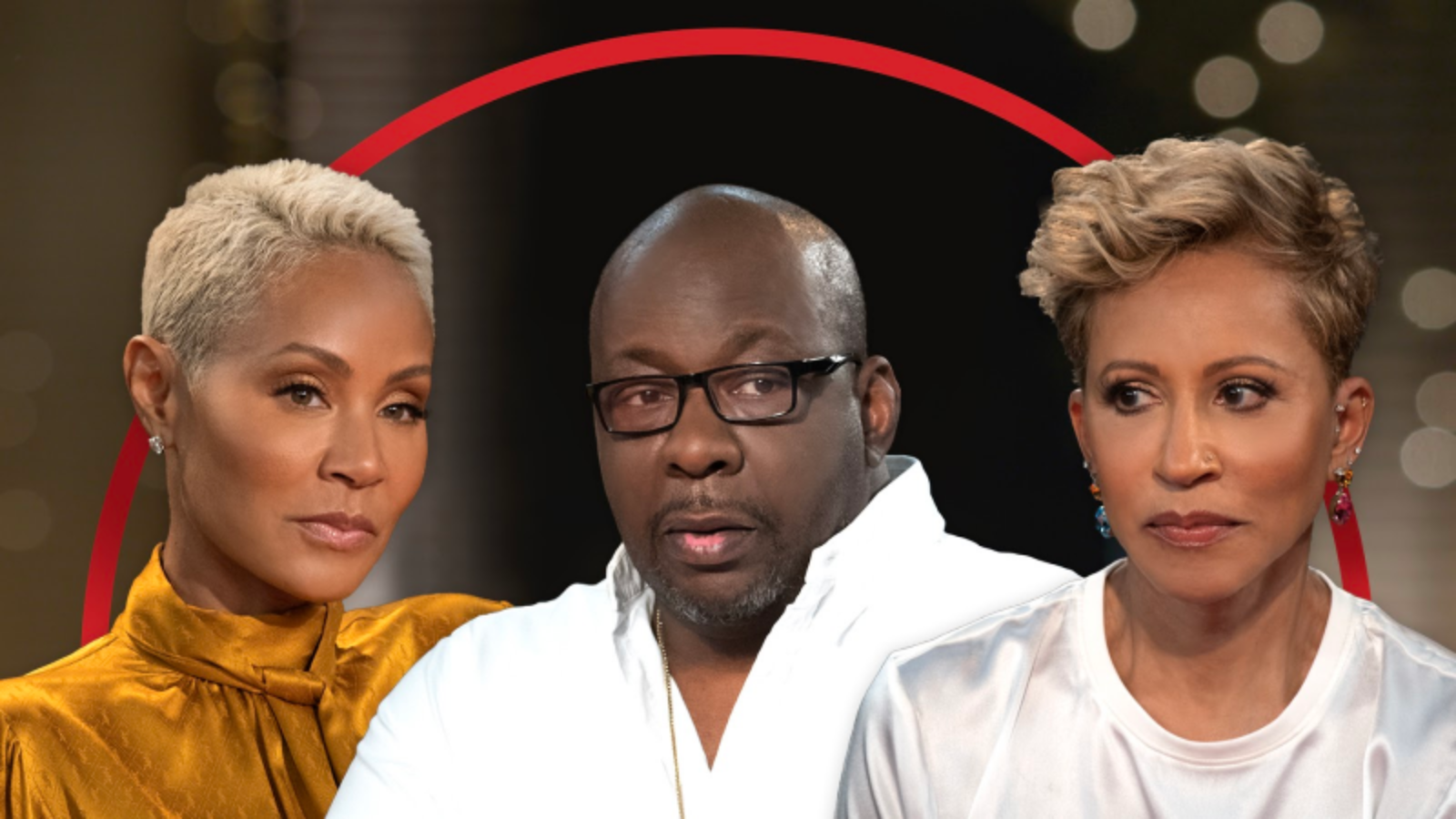 Bobby Brown to Discuss Whitney Houston and the Deaths of His Kids on 'Red Table Talk'