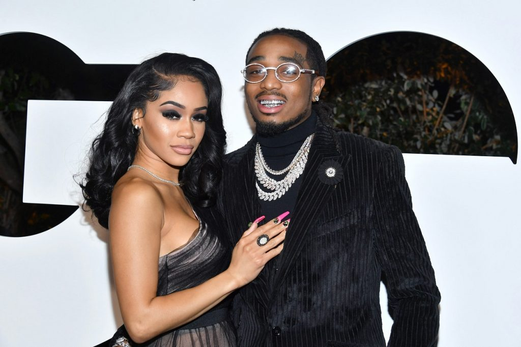The source |  The Bentley Quavo Gifted Saweetie is reportedly on sale for $ 279K at a San Diego dealership