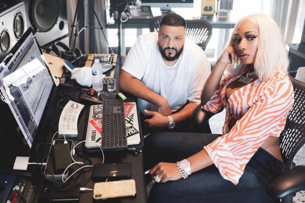 The Source |DJ Khaled Compares New Megan Thee Stallion 'Anthem' To 'All I Do Is Win'