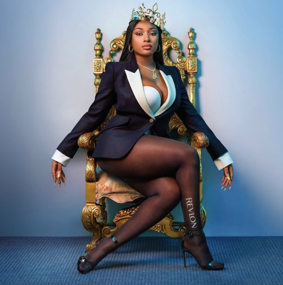 Megan Thee Stallion To Be The New Face Of Revlon's Reign On Fragrance