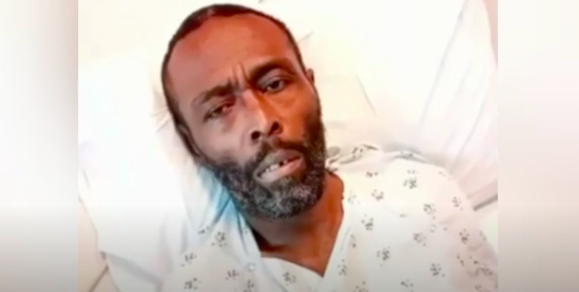 The Source |[WATCH] Rapper Black Rob Speaks On DMX From Hospital Bed