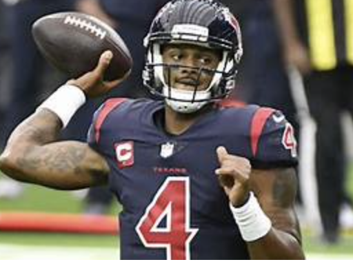 SOURCE SPORTS: Houston Chronicle Writer Fired For Remarks On Deshaun Watson Accusers