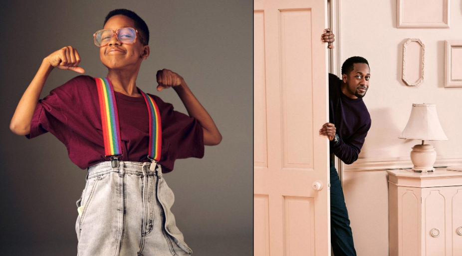 "Actor Jaleel White Launches ""Purple Urkel"" Cannabis Brand"