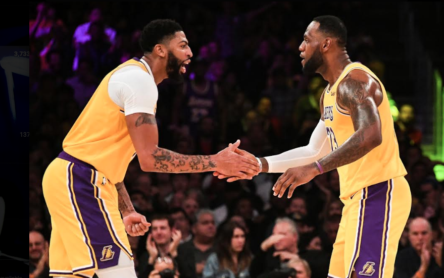 SOURCE SPORTS: Could LeBron James, Anthony Davis Help Lakers Win NBA Finals This Year?