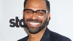 [WATCH] Mike Epps Falls On Stage After Trying To Smack Woman's Butt