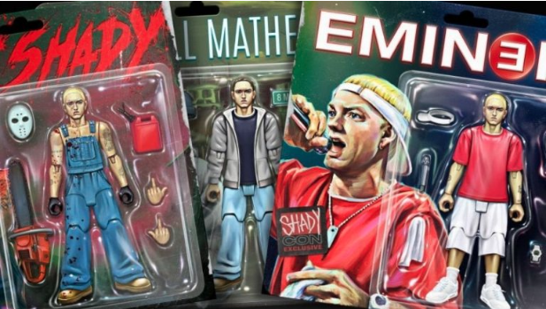 Eminem To Drop First NFT Collection At Shady Con This Weekend