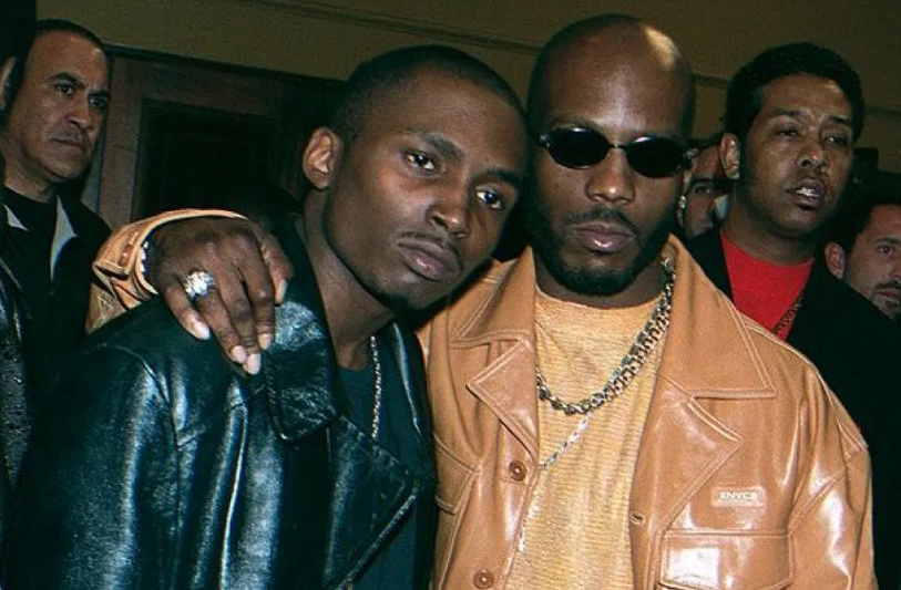 The Source |[WATCH] Drag-On Curses Out Security For Stopping Him At DMX Memorial