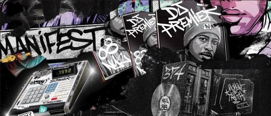 DJ Premier and Animus Exclusive 'Golden Era Future' NFT Drop Available For Public Auction TODAY