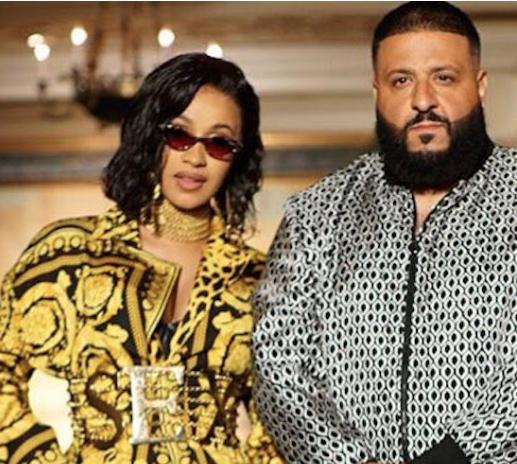 Cardi B Channeled Her Inner 'Gangsta B*tch' For DJ Khaled Collaboration 'Big Paper'