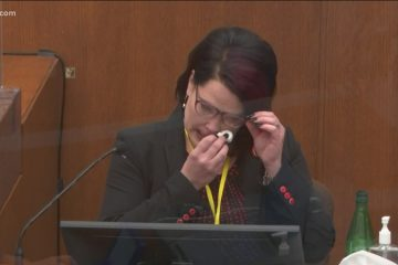 George Floyd's Girlfriend Takes the Stand in Derek Chauvin Trial