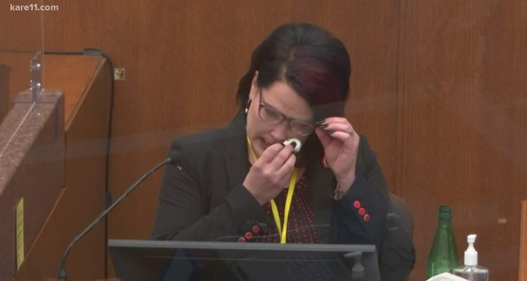George Floyd's Girlfriend Takes the Stand in Derek Chauvin Trial