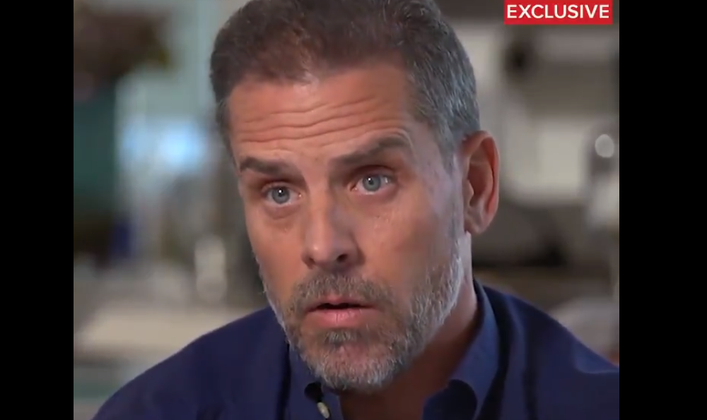 President Joe Biden's Son Opens Up About His Addiction to Crack