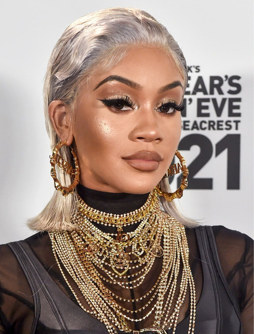 The Source |HERSTYLE: New Hair Who Dis? Hair Style Icon Saweetie Never Disappoints. Take A Look At Some Of Our Favorites