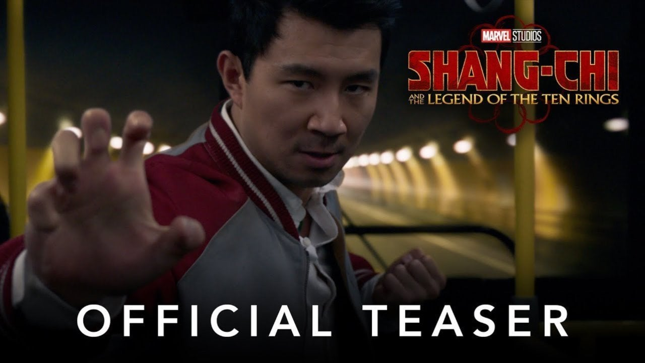 MARVEL Drops First Trailer For 'Shang-Chi And The Legend Of The Ten Rings'