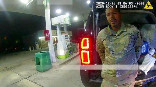 Army Lieutenant Suing Virginia Police Officers That Pepper Sprayed Him