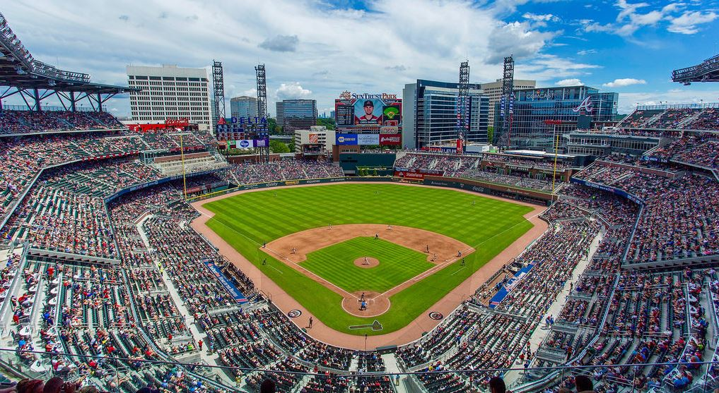 SOURCE SPORTS: MLB Pulls All-Star Game Out Of Atlanta Due To Recent Change In Voting Law