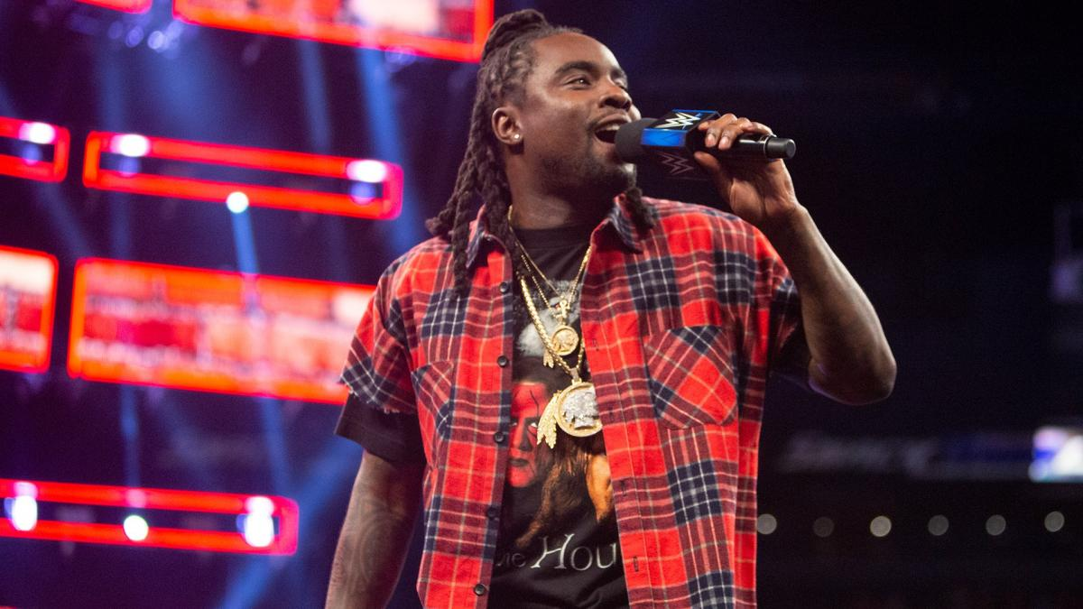 "Wale & Footlocker Announce ""WaleMania"" WWE Merch Collection"