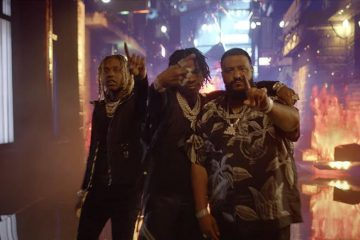 """DJ Khaled Joined by Lil Baby and Lil Durk for """"Every Chance I Get"""" Video"""