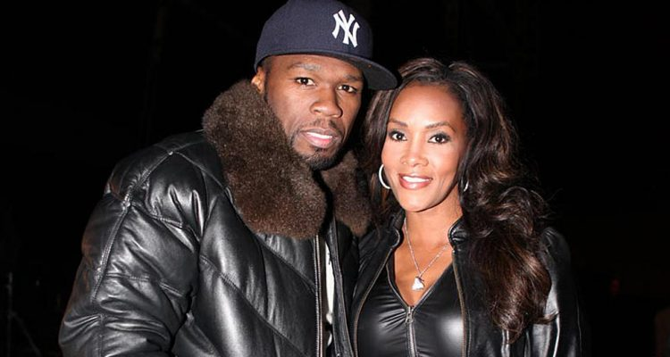 50 Cent Responds to Vivica A. Fox Saying Hes The Love of Her Life
