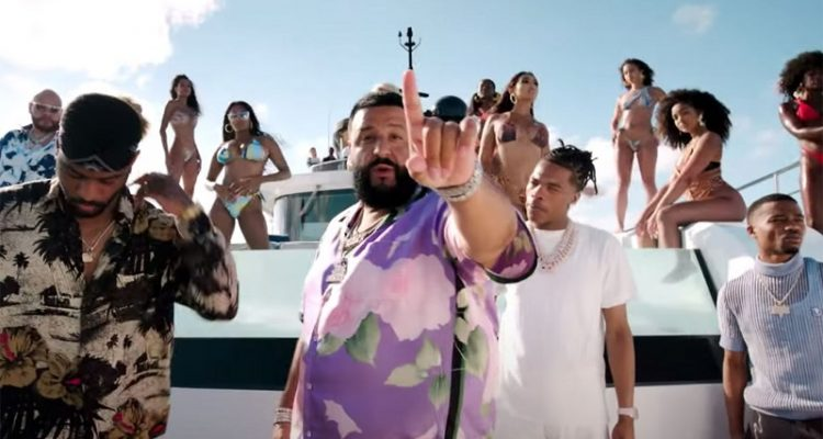 """DJ Khaled Drops """"Body in Motion"""" Video Featuring Bryson Tiller, Lil Baby, and Roddy Ricch"""