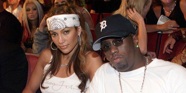 Diddy Posts Throwback Picture of Him and Jennifer Lopez Amid Bennifer Reunion