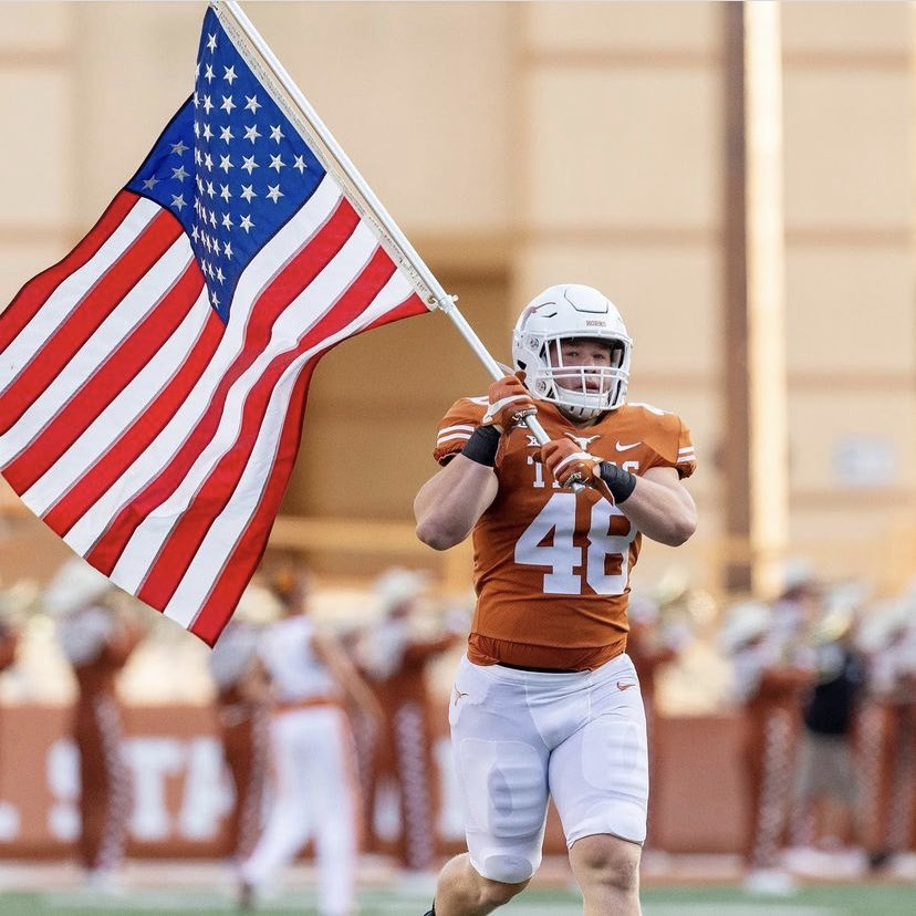 SOURCE SPORTS: Texas Linebacker Jake Ehlinger Found Dead Near School Campus