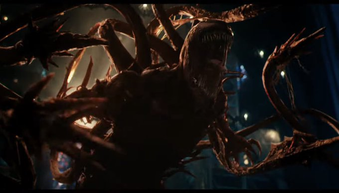 [WATCH] Sony Releases Trailer for 'Venom: Let There Be Carnage'