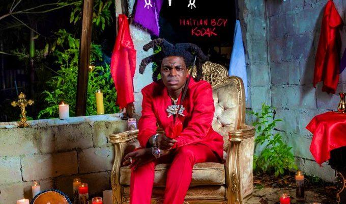 Kodak Black Announces 'Haitian Boy Kodak' to Release This Friday