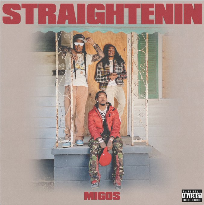 "Migos Release ""Straightenin"" Single and Video"