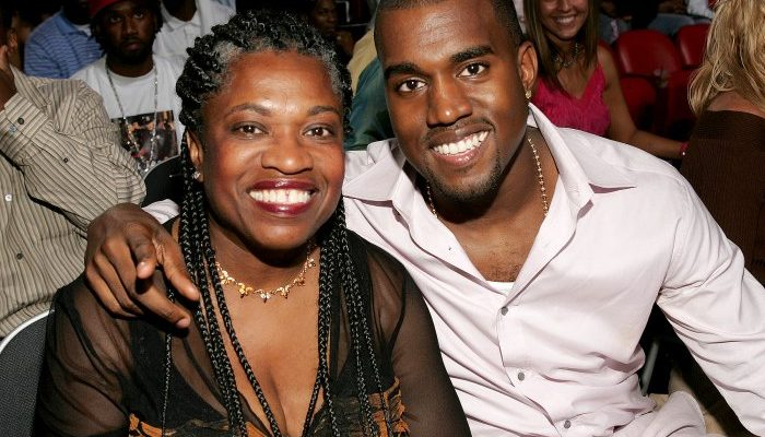 Kanye West talks his late mother