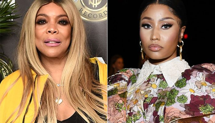 Nicki Minaj and Wendy Williams Seemingly End Their Feuds By Giving Each Other Their Flowers