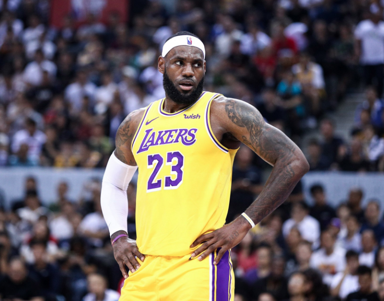 """SOURCE SPORTS: LeBron James Believes Whoever Came Up With The Play-In Tournament """"Should Be Fired"""""""