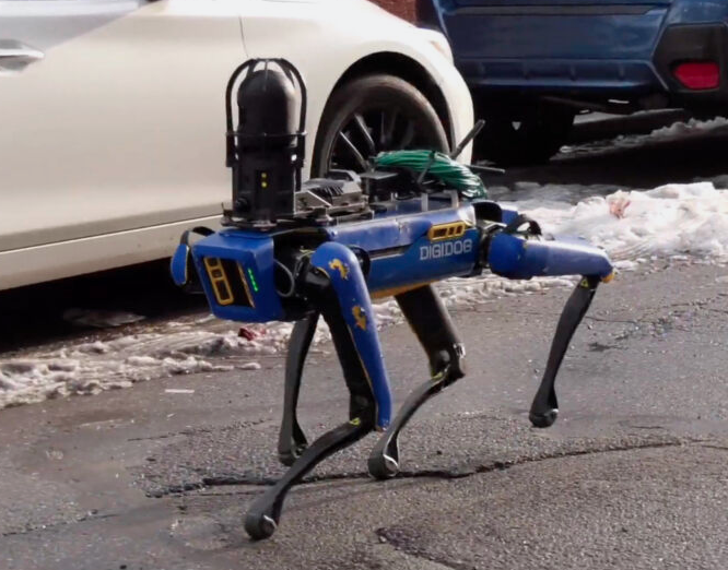 NYPD Cancels Boston Dynamics' Robot Dog Due To Political Criticism