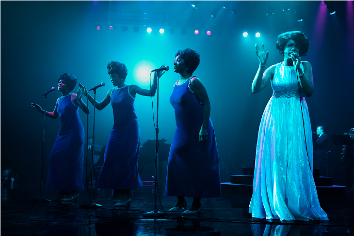 Aretha Franklin Biopic 'Respect' Slated For Theaters In August