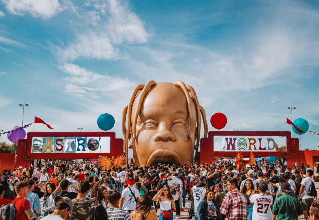 Travis Scott's Astroworld Festival Sold Out In Under One Hour