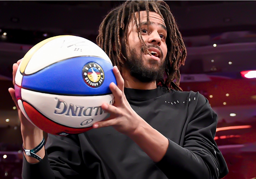 SOURCE SPORTS: J. Cole Will Play For Rwanda In Africa Basketball League