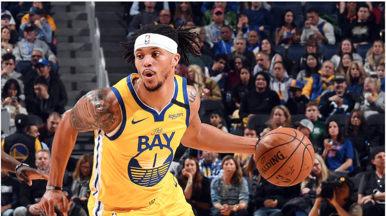 SOURCE SPORTS: GS Warriors' Damion Lee Tests Positive For COVID-19 After Being Fully Vaccinated