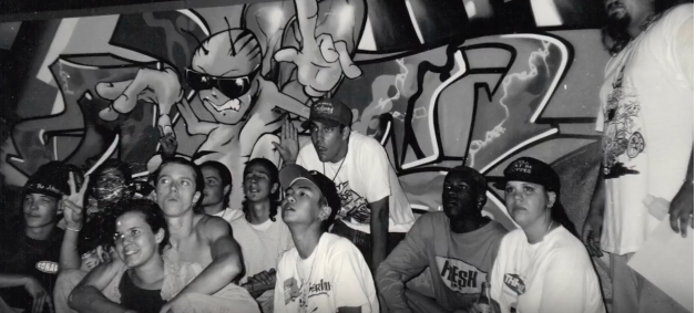 [WATCH] Check Out The 'Can't Be Stopped' Graffiti Documetary Feat. Everlast