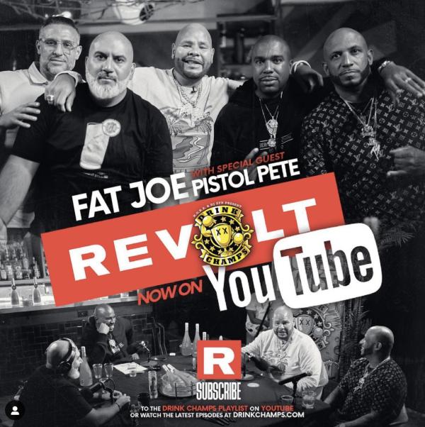 The Source |Fat Joe Trending After Comparing DJ Khaled To Quincy Jones