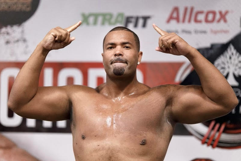 SOURCE SPORTS: Heavyweight Contender Christoper Lovejoy Announces His Return To The Ring